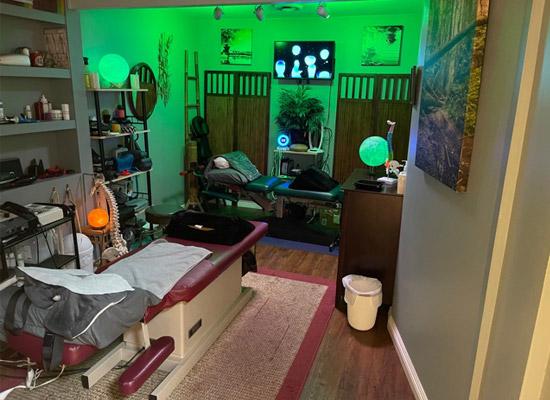 Chiropractic Santa Monica CA Treatment Room